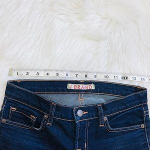 J Brand Jeans - J Brand Skinny Pencil Leg Dark Wash Jeans Sz 26